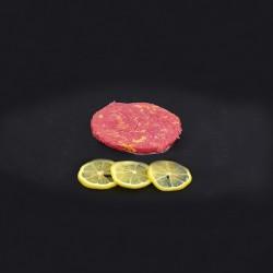 Burguer meat pollo y queso cheddar