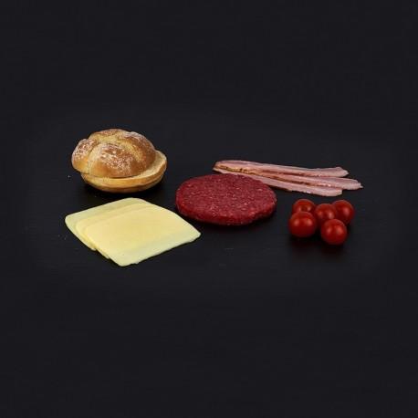 Burguer meat de ternera